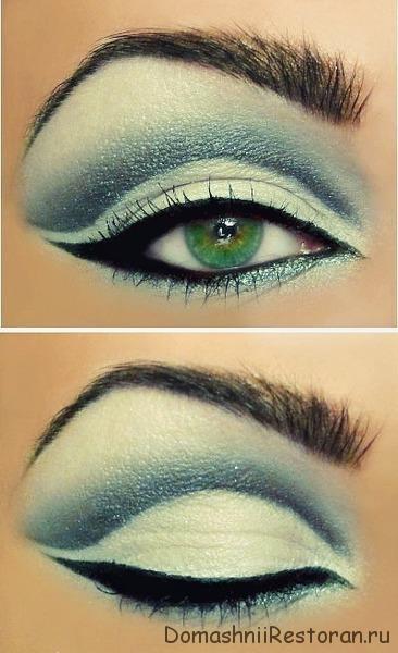 Уроки макияжа часть-3