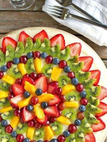 Фруктово-овощное наслаждение