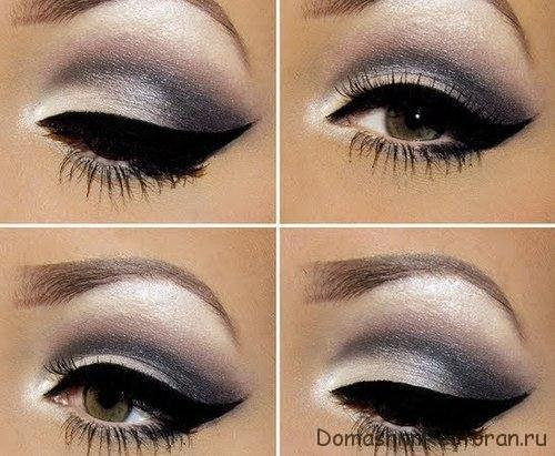 Уроки макияжа часть-2