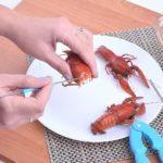 Набор приборов для морепродуктов