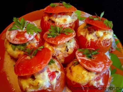 Вкусные блюда во вкусной посуде
