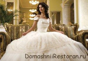 Модные свадебные платьz
