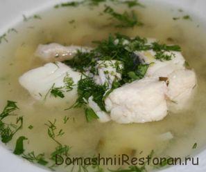 Рыбный суп - калья