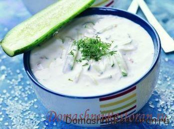 Кефирный суп для похудения