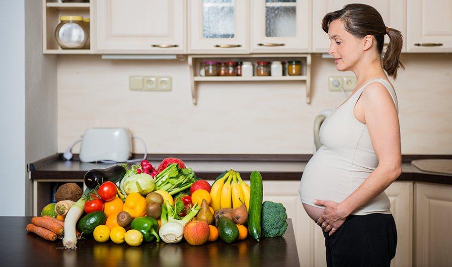 еда для беременной женщины