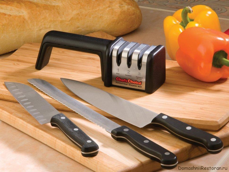 Некоторые нюансы выбора ножеточки для кухни