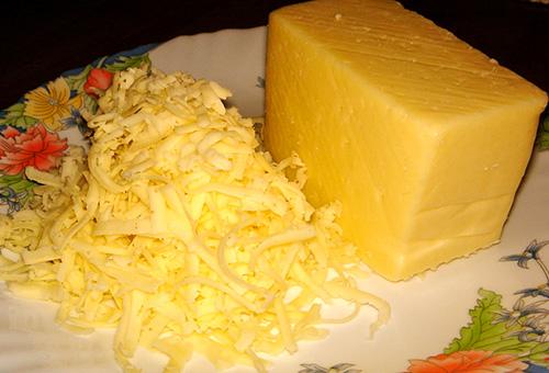 сыр перетертый