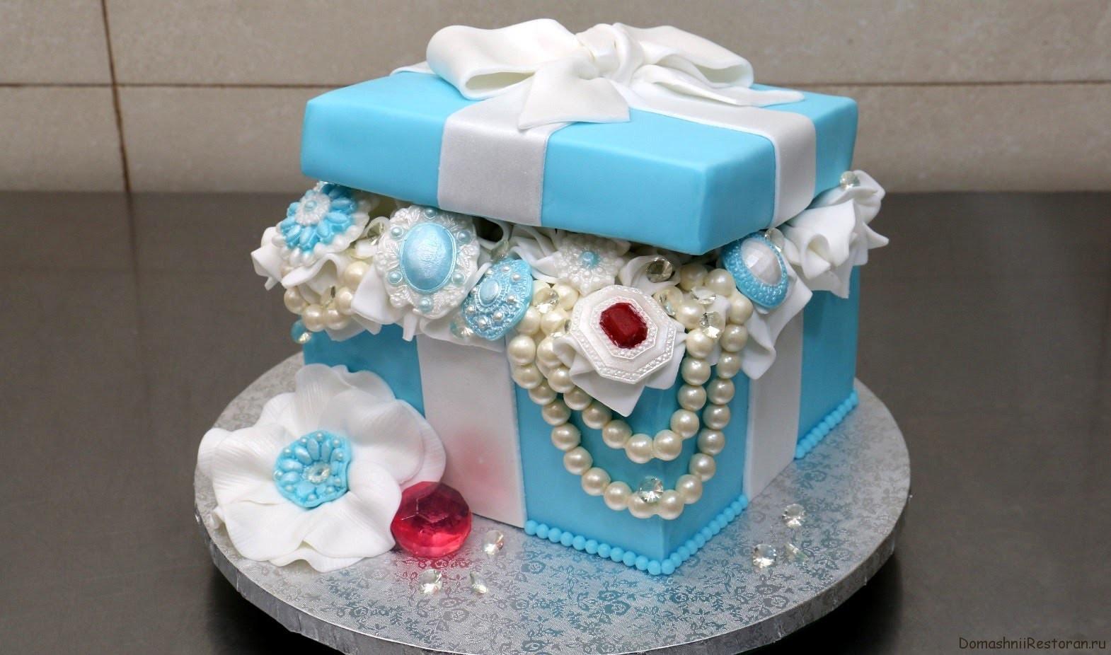 торт как подарок