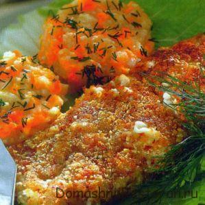 Блюда из морского окуня. 3 рецепта