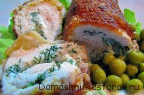 Котлеты по-киевски с сыром