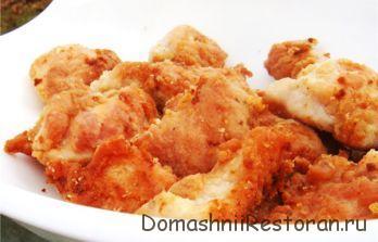 «Свиной карбонат» из куриного филе