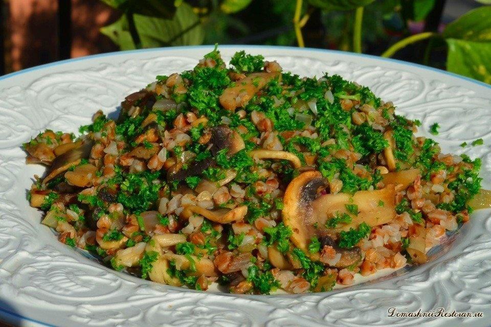 20 рецептов вторых блюд с грибами и грибными гарнирами