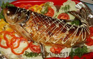 Фаршированная рыба Иона (израильская кухня)