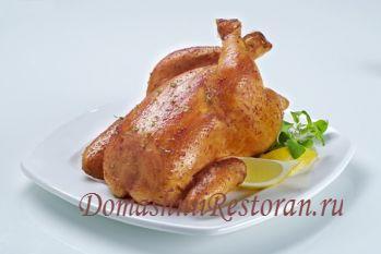 Готовим курицу-гриль дома