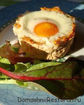 Куриные котлеты с яйцом (2 рецепта)
