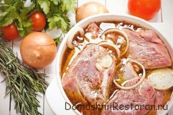 Маринады для шашлыка: ТОП-5 рецептов.