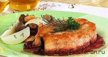 Рецепт приготовления рыбы в вине