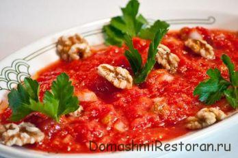"Турецкий салат ""Изме» ( к шашлыкам). Как правильно приготовить шашлык"