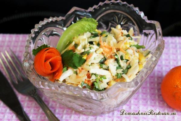 Салат из корней сельдерея - путь к омоложению