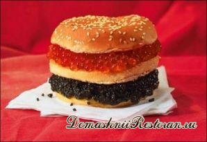 Бутерброд «Утренний» для легкого 1-го завтрака