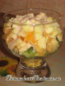 Фруктовый салат - вкусно и полезно