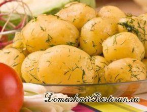 Как правильно готовить картофель