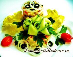 Салат для праздничного стола