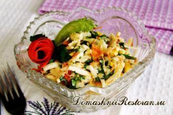 Салат из корневого сельдерея - путь к омоложению