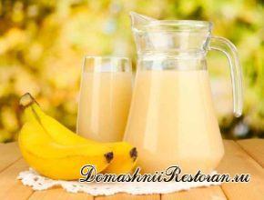 Банановый-кисель-от-кашля