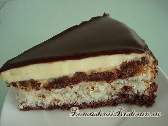 Баунти-торт