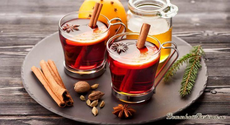 Глинтвейн – вкусное оздоравливающее средство