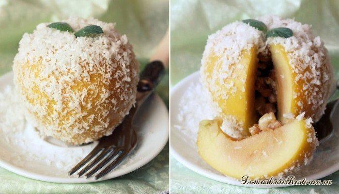 Яблоки «Raffaello»