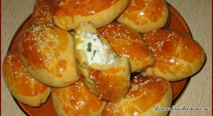 Погача - турецкие пирожки на завтрак