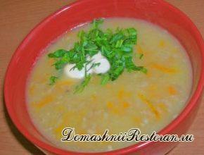 Суп Хамелеон или суп из топора