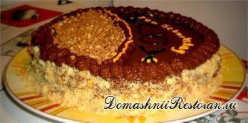 Торт «Питерский»
