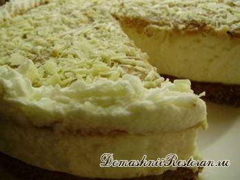 """Торт """"Сочный"""" ( с творогом)"""