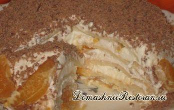 Торт со вкусом мороженого
