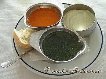 Горячие соусы