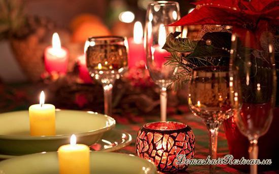 Свечи – непременный атрибут новогоднего праздника