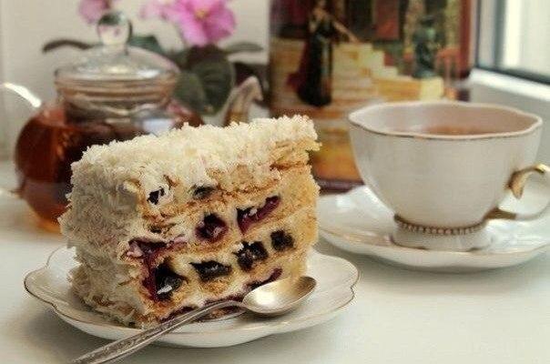 торт-пьяная-вишня