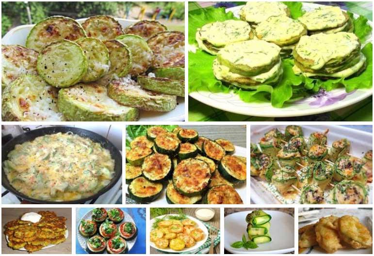 Блюда-из-кабачков