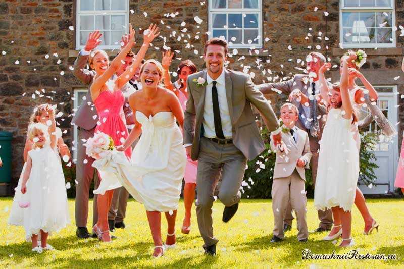 Как подготовиться к свадьбе без нервного срыва