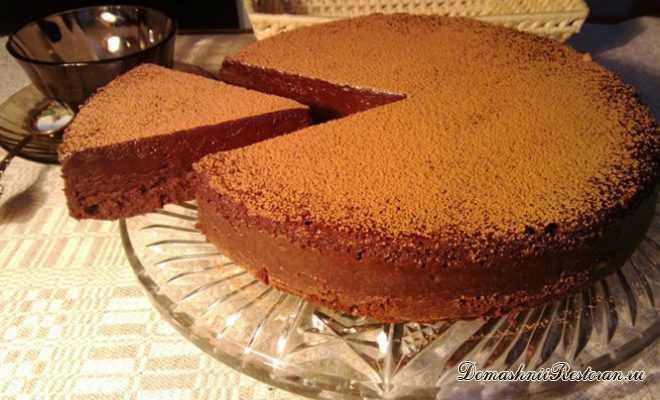трюфель евы торт