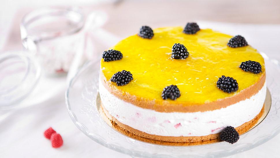 5 вкусных и полезных тортиков