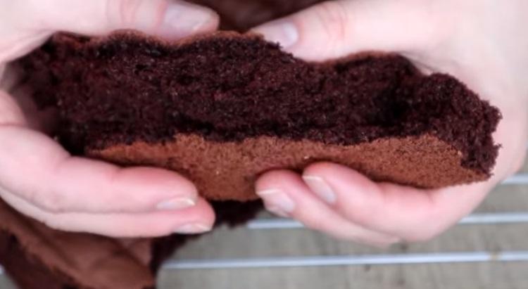 Рецепт бисквита БЕЗ МУКИ из 3 ингредиентов!