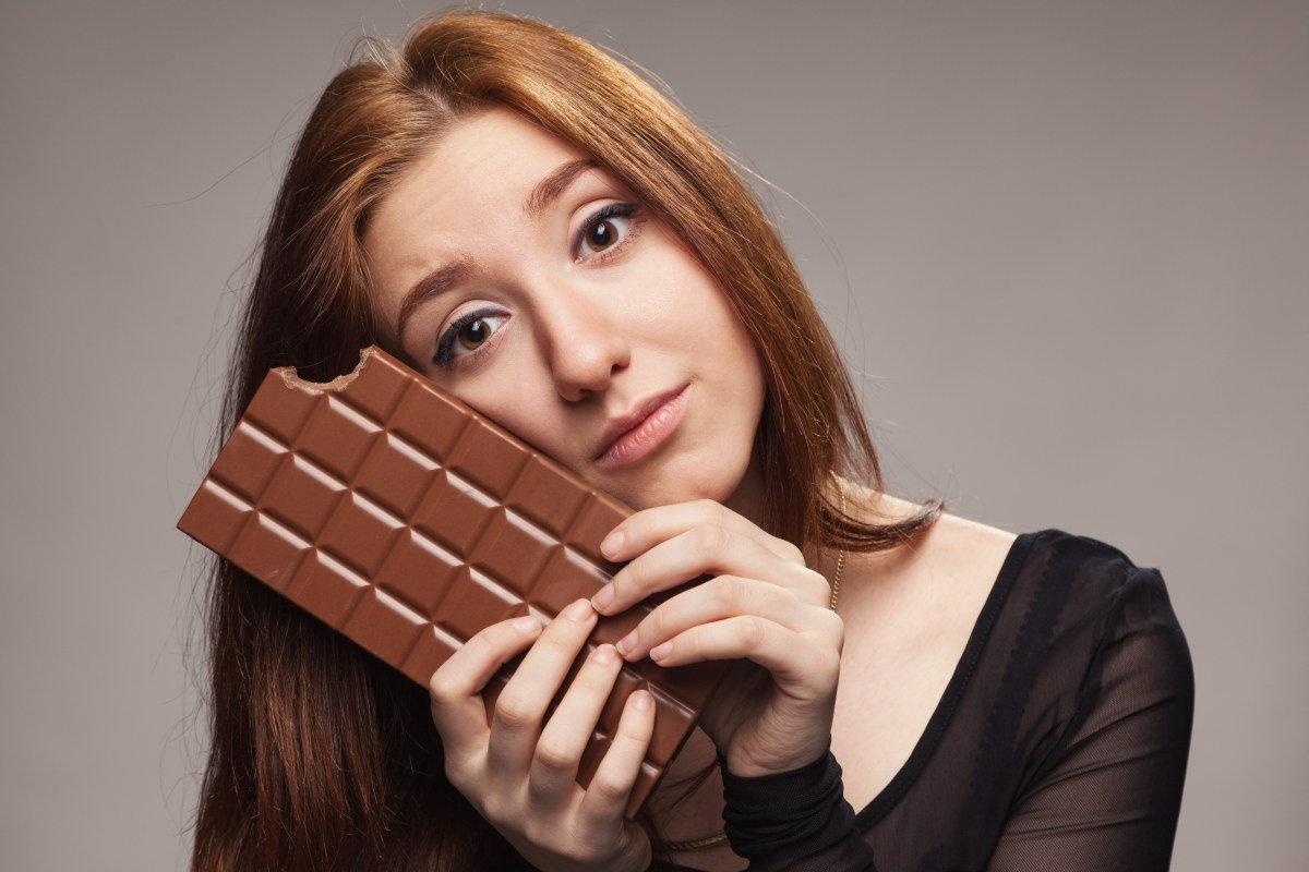 Шоколад приносит пользу и здоровью, и красоте