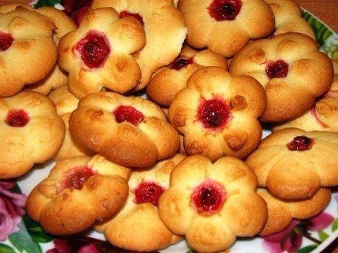 Топ- 5 рецептов вкуснейшего печенья