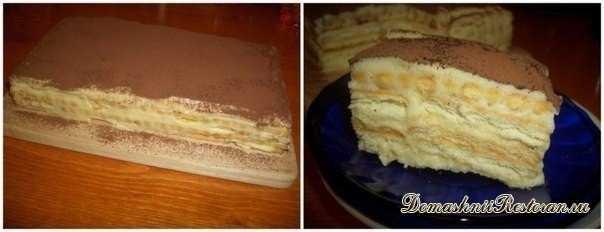 Торт А-ля Тирамису