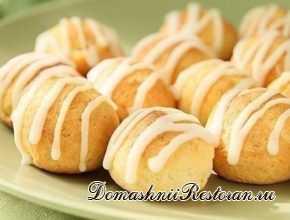 Творожно- лимонное печенье
