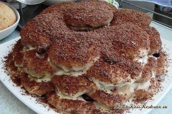 Торт Черпаха